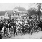 Bénédiction des cloches en 1922